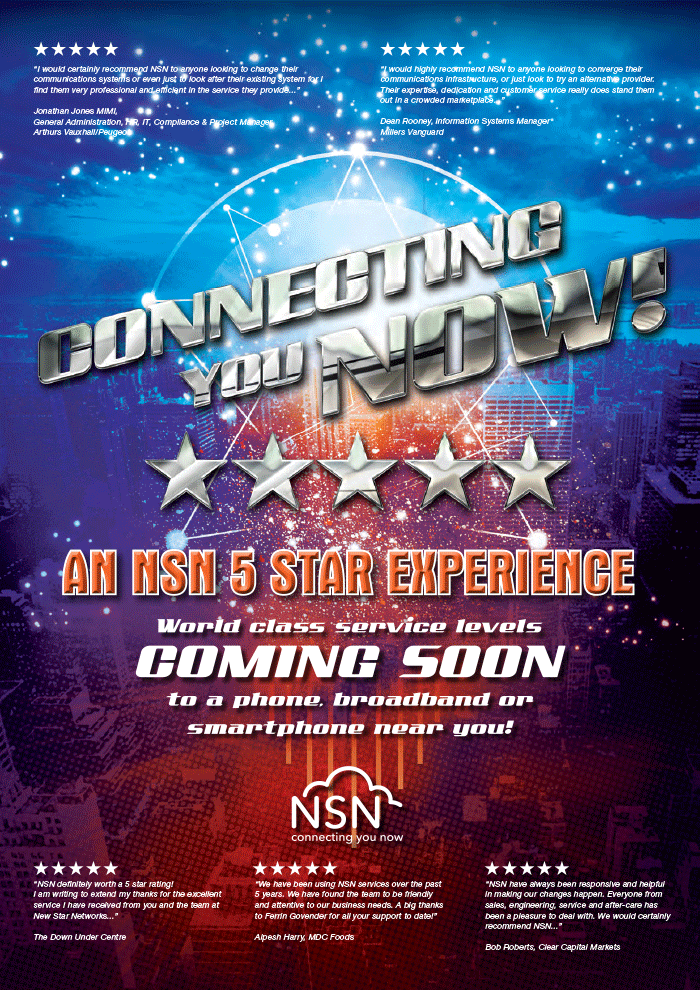 NSN launches 5 Star Customer Service Program