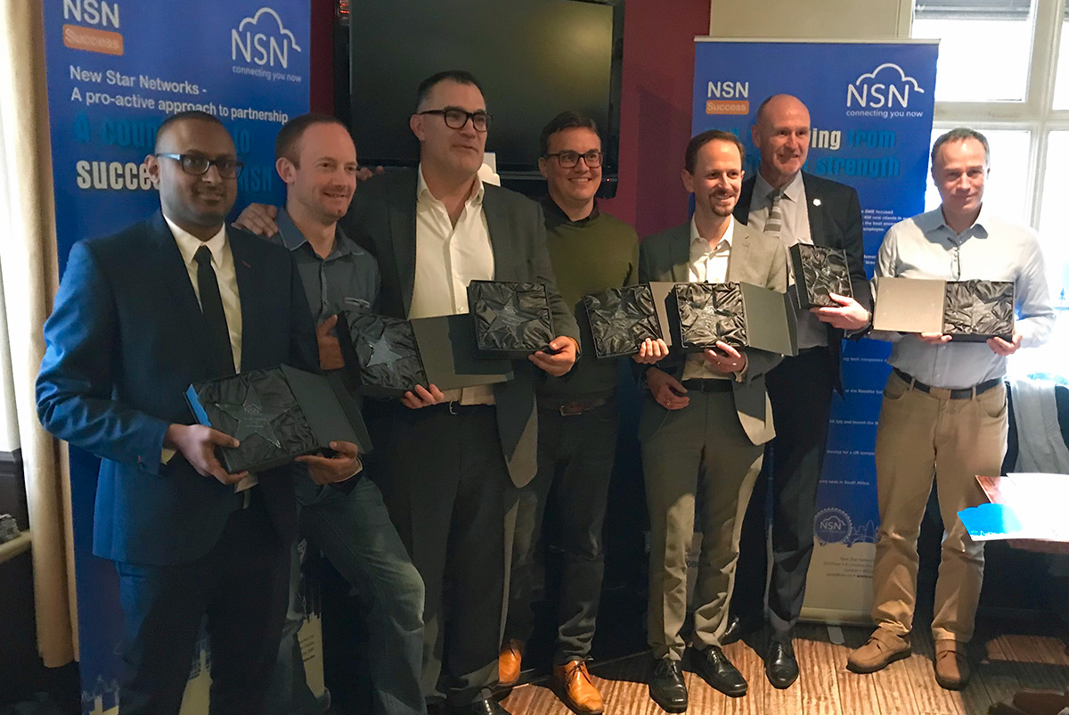 NSN Launches Inaugural Awards Event