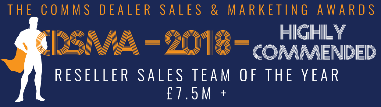 CDSMA18 HC Sales Team above 7.5m