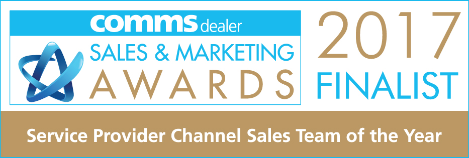 NSN shortlisted to the final 4 from the UK's Telecoms Sales teams
