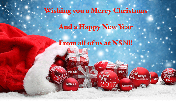 Merry Christmas from NSN